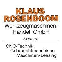 Klaus Rosenboom Werkzeugmaschinen- Handel GmbH