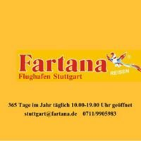 Fartana Reisen Touristik GmbH - Flughafen Stuttgart
