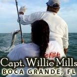 Capt. Willie Mills - Tracy Lynn Charters