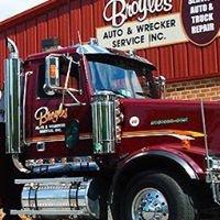 Broyles Auto & Wrecker Service, Inc.