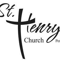 St. Henry's Catholic Church- Perham