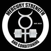 Mercury Strength and Conditioning