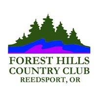 Forest Hills CC - Reedsport, OR