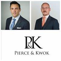 Pierce & Kwok LLP