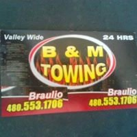 B and M Towing
