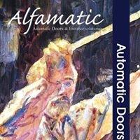 Alfamatic Automatic doors