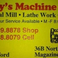 Jerry's Machine Shop