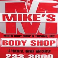 Mike's Body Shop & Towing, Inc.