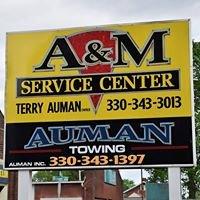 Auman Inc. dba A & M Service Center