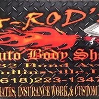 A-Rod's Autobody Shop