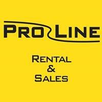 Pro Line Rental