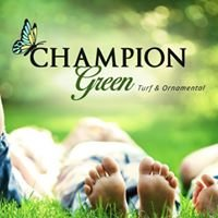 Champion Green Turf & Ornamental Services LLC