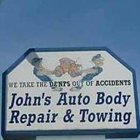 John's Auto Body Repair & Towing