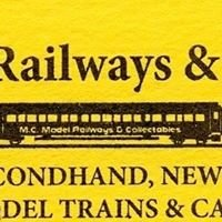 M.C. Model Railways & Collectables