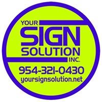 Your Sign Solution