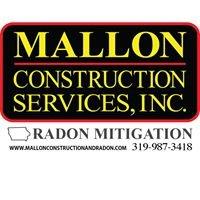 Radon Mitigation- Mallon Construction Services, Inc.