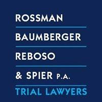 Rossman Baumberger Reboso & Spier, P.A.