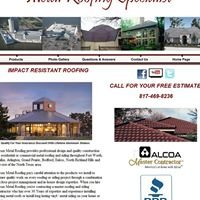 North Texas Metal Roofing