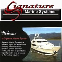 Signature Marine Systems
