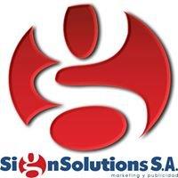 Signsolutions SA.