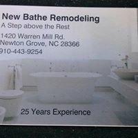 New Bathe Remodeling