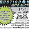 Kelowna Auction World