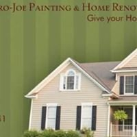 Pro-Joe Painting & Home-Renovations Inc.