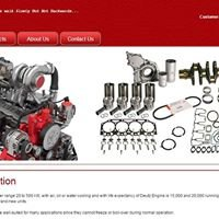 Deutz spare parts UAE and Middle east