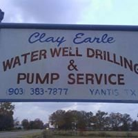 Clay Earle Water Well Drilling