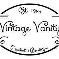 Vintage Vanity Market & Boutique