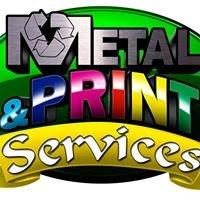 Metal Print Services Delicias