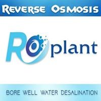 RO Plant Water Desalination