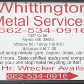 Whittington Metal Services, LLC