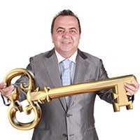 Your Key Man in Real Estate -Pozhhan Aleboyeh