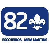 Escoteiros 82