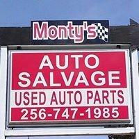 Monty's Auto Salvage