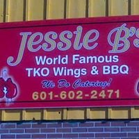 Jessie B's World Famous TKO Winds & BBQ