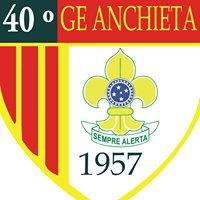 40º GE/ Grupo Escoteiro Anchieta - RJ
