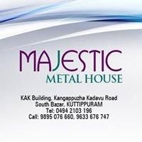 Majestic Metal House