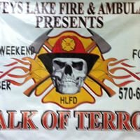 Harveys Lake Fire & Ambulance Company Presents Walk Of Terror