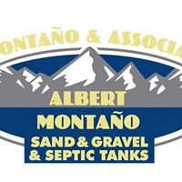 Albert Montaño Sand & Gravel, Septic Tanks and Pumping Service