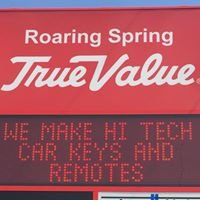 Roaring Spring True Value/Roaring Spring Department Store