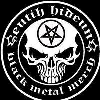Geutih Hideung Black Metal Merchandise