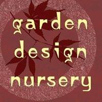 Garden design nursery