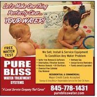 Pure Bliss Water Treatment Inc.