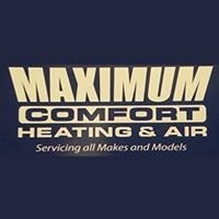 Maximum Comfort Heating and Air LLC
