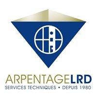 Arpentage LRD
