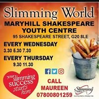 Slimming World maryhill community central halls