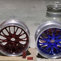 Chromium Metal Coating - Repair Alloy Wheels Bahrain