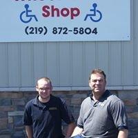 The Wheel Chair Shop